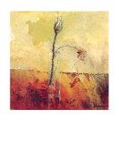 Knospende Schönheit Kunstdruck von Heleen Vriesendorp