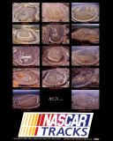Pistes de Nascar Posters par Mike Smith