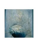Blaue Pracht II Kunstdrucke von Heleen Vriesendorp
