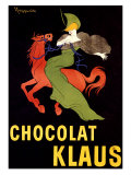Chocolat Klaus Giclee Print by Leonetto Cappiello