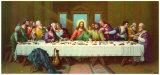 Heiliges Abendmahl Plakater af  Zabateri