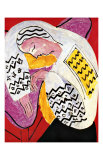 The Dream Giclee-trykk av Henri Matisse