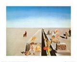 I Primi Giomi di Primavera Plakater av Salvador Dalí