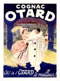 Cognac Otard Giclee Print
