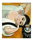 Laurette's Head Giclee-trykk av Henri Matisse