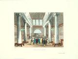 Stock Exchange Kunstdruck von Melville Gilbert