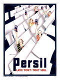 Persil Giclee Print by Achille Luciano Mauzan