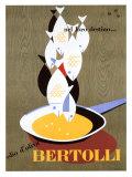 Bertolli Impressão giclée por  Carboni