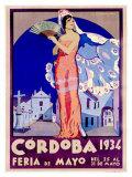 Cordoba Giclee Print by Joaquin y Rafael Diaz-Jara