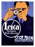 Leica Range Finder Camera Giclée-vedos tekijänä Hubert Saget