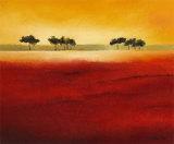 Tree Timberline III Affischer av Hans Paus