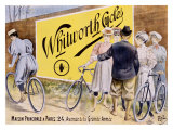 Rudge Whitworth Bicycle Company Giclee Print by  PAL (Jean de Paleologue)