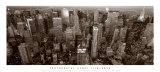 Looking Up Fifth Avenue Pôsteres por Henri Silberman