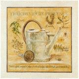 Fraicheurs de Provence Prints by Pascal Cessou