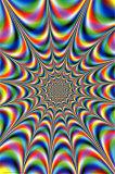 Illusione frattale Poster