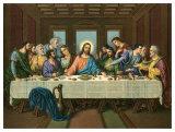 Heilige Abendmahl Poster