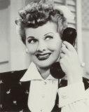 I Love Lucy Kunstdruck