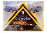 11 Citroen Poster