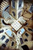 Der Innenhof Kunstdrucke von Irvine Peacock