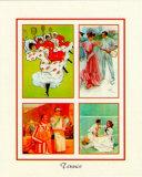 Tennis Posters by  Santa