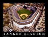 Yankee Stadium - New York, New York Prints by Mike Smith