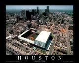 Enron Field - Houston, Texas Posters