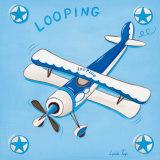 Looping Print by Lynda Fays