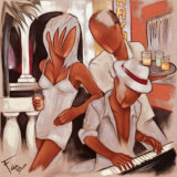 Havana Piano Posters par Pierre Farel