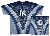 MLB: Yankees V-Dye Shirts