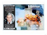 War on the World Giclée-Druck