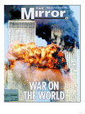 War on the World Reproduction procédé giclée
