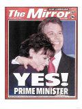 Yes! Prime Minister Impressão giclée