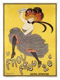 Le Frou-Frou Giclee Print by Leonetto Cappiello