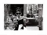 Audrey Hepburn Kunstdrucke
