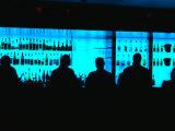 Bar at Aqua Luna, Circular Quay, Sydney, Australia Photographic Print by Greg Elms
