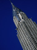 Top of Chrysler Building, New York City, USA Photographic Print by Setchfield Neil