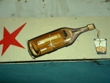 Advertisement for Cuban Rum in Old Havana, Havana, Cuba Fotografie-Druck von Martin Lladã³