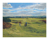 St. Andrews 9th - End Collectable Print by Peter Munro