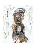Innocence II Premium Giclee Print by Marta Gottfried