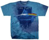 Pink Floyd- Prism Paint T-skjorter