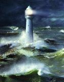 Lighthouse Posters par Steve Bloom