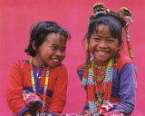 Tribu Kalagan, Phillipines Láminas por Robert Harding