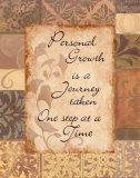 Personal Growth Stampe di Pamela Desgrosellier