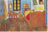 Bedroom at Arles Impressão em tela esticada por Vincent van Gogh