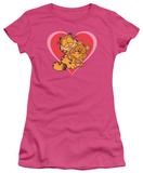 Juniors: Garfield - Cute n' Cuddly Shirt