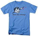 Retro - Draw Like Jimmy Shirts