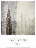Edifice I Affiches par Tandi Venter