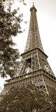La Tour Eiffel I Prints by Boyce Watt