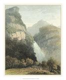 Picturesque English Lake III Lámina giclée por T.h. Fielding