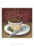 Chocolate Souffle Kunstdrucke von Megan Meagher